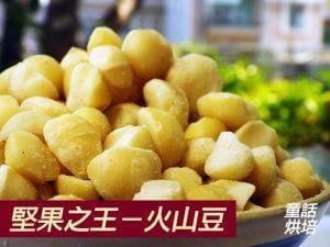 堅果之王火山豆